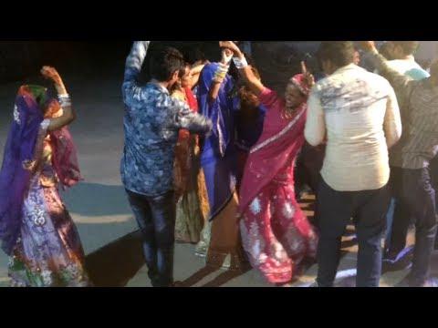 Rajasthani Dance || Desi marwadi marriage...