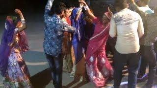 राजस्थानी नृत्य || देसी मारवाड़ी शादी डीजे डांस || नवीनतम राजस्थानी डीजे गीत 2017
