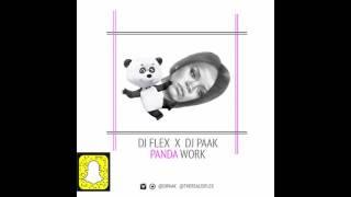 dj flex panda x work freestyle dj paak zk music afrobeat remix