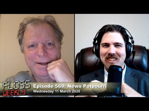 News Potpourri - FLOSS Weekly 569