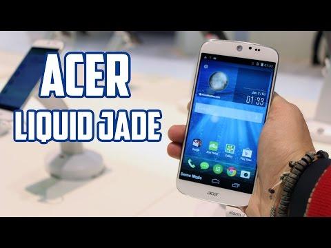 Acer Liquid Jade, primeras impresiones IFA 2014