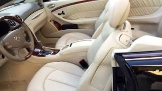 2009 Mercedes Benz CLK 350 Cabriolet Videos