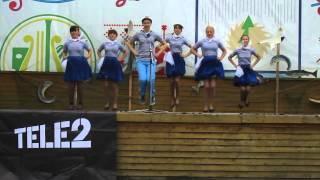 Танец - Я морячка, ты моряк...