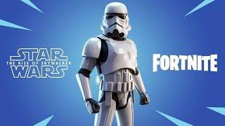 Full Fortnite Star Wars Event (Trailer and Lightsaber Gameplay)