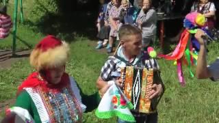 Марийская свадьба в п. Советский