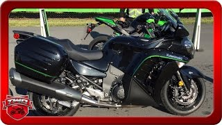 2016 Kawasaki Concours 14 Motorcycle Review