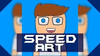 Speed Art para rodrick/Mi Primer dibujo/Hago dibujos gratis