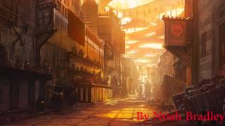 Mix Music for RPG - City ambiant