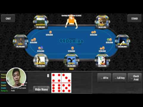 Vidio domino poker 99 everest poker forum