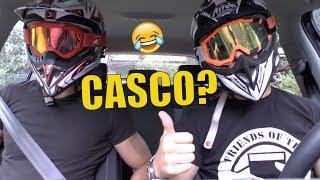 INDOSSARE IL CASCO IN MACCHINA?! | Daily vlog HMC