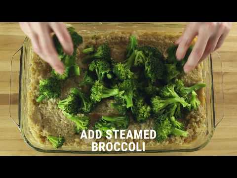 A Broccoli, Chicken and Quinoa Bake That Will Impress All Your Party Guests