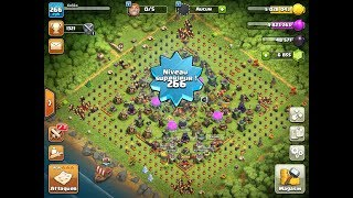 Clash Of Clans - LEVEL UP 266 TH10 - REQ N RUN - XolAs