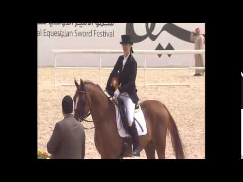 24th Qatar International Arabian Horse Show - Day 3 Morning Session