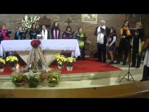 Pastorcillos de Judea   Concierto de Villancicos Buen Pastor 2012