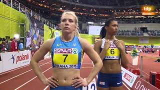 XXXIII EUROPEAN ATHLETICS INDOOR CHAMPIONSHIPS (AFTERNOON SESSION 2015-03-06)