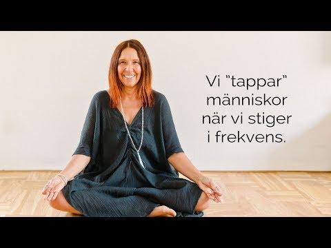 """Vi """"tappar"""" Människor När Vi Stiger I Frekvens."""