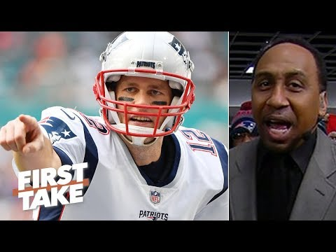 Tom Brady tops Stephen's A-List of top 5 all-time Super Bowl players | First Take