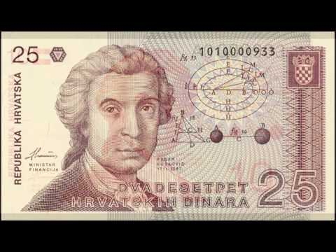Creation of the Croatian National Currency