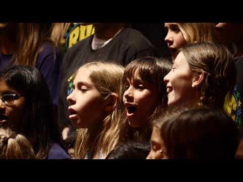 'Sweet Child O' Mine' by the Barton Hills Choir