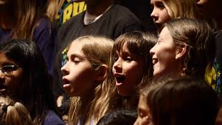 'Sweet Child O' Mine' by the Barton Hills Choir