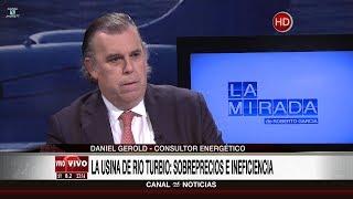 """Daniel Gerold en """"La mirada"""" de Roberto García - 10/07/17"""