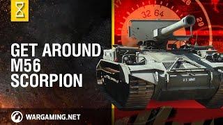 Inside the Chieftain's Hatch: M56 Scorpion Part 1