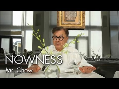 """Mr. Chow"" by Alison Chernick"