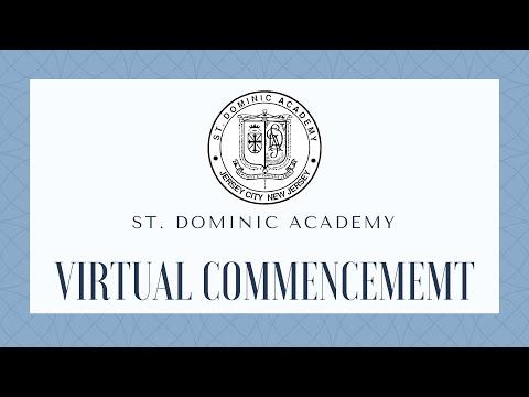 Saint Dominic Academy - 2020 Graduation