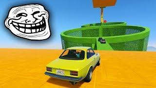 CARRERA TROLL! 100% IMPOSIBLE!! - CARRERA GTA V ONLINE - GTA 5 ONLINE