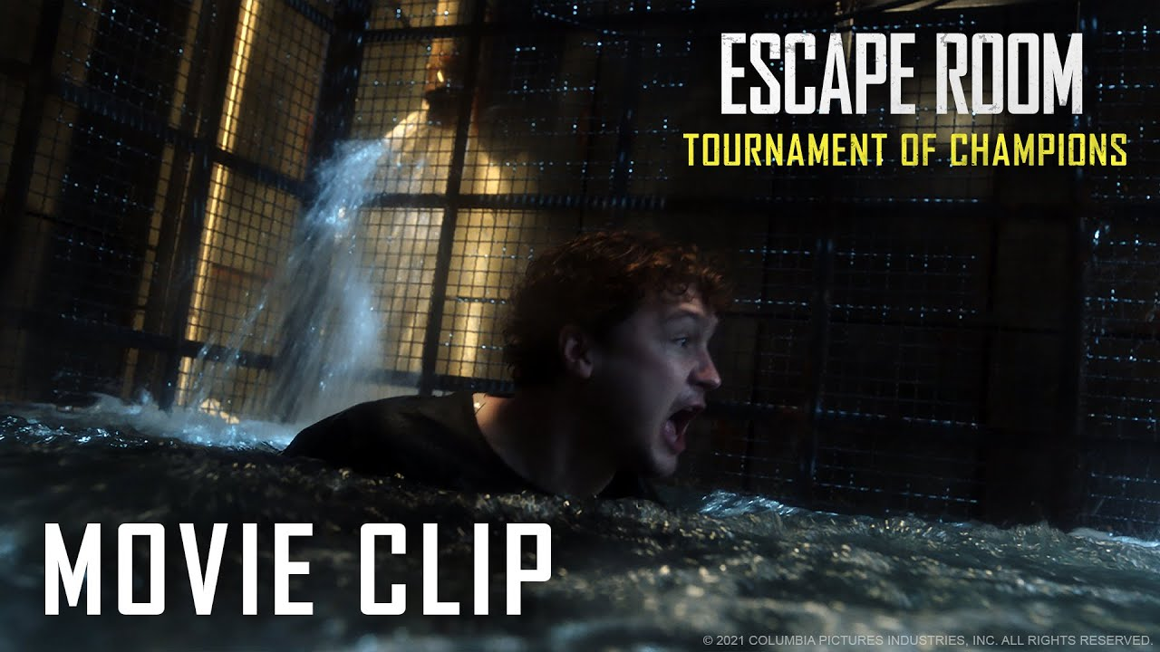 Download Escape Room: Tournament of Champions - Subway Clip - At Cinemas Now