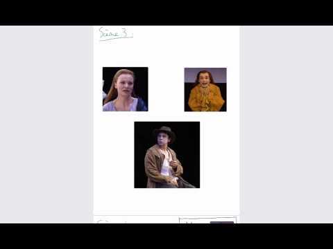 Résumé de l'acte I des Fourberies de Scapin 13
