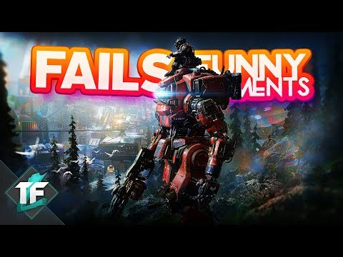 Titanfall 2 - Top Fails, Funny & Epic Moments #22!