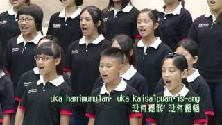 2016.07.26 台語禮拜獻詩:原聲童聲合唱團~拍手歌