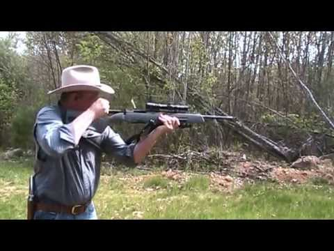 Running the Steyr Scout