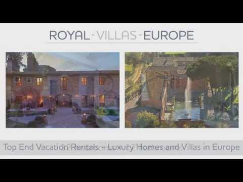 Top End Vacation Rentals - Luxury Homes and Villas in Europe