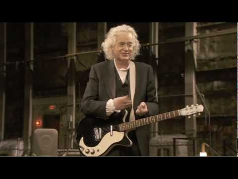 Kashmir Chords Jimmy Page Jack White Edge Youtube