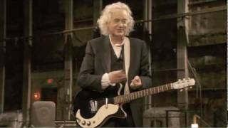 KASHMIR chords -Jimmy Page, Jack White, & Edge