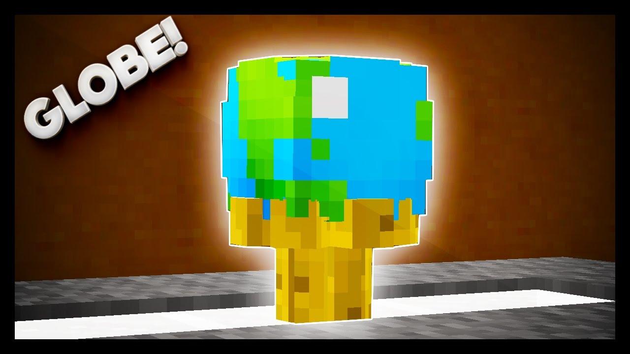 how to make an globe
