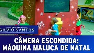Câmera Escondida: Máquina Maluca de Natal