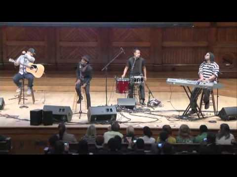 K'naan: Bulletproof Pride Live at Millennium Campus Conference 2011