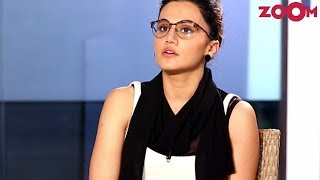 Taapsee Pannu OPENS UP on the Pati Patni Aur Woh controversy | Exclusive