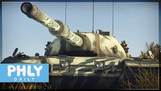 IS-6 REMOVER | Conqueror British Heavy Tank (War Thunder Tanks Gameplay)
