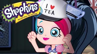SHOPKINS Cartoon - TEA CRAZY | Cartoons For Children