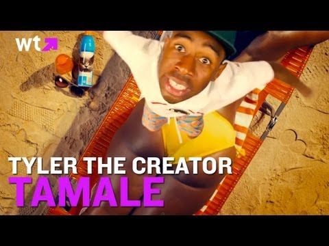 Tyler The Creator's Music Video For Tamale   What's Trending Now