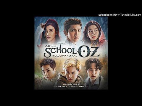 SCHOOL OZ (OST)-18.으르렁 (Growl) & 주문 (Mirotic) [MAX, Luna, SUHO, SEUL GI, KEY, XIUMIN, 조은]