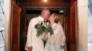 Євген Кошовий повінчався після 10 років шлюбу у Чорногорії