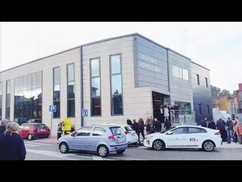 Así son las nuevas instalaciones del tanatorio Pontevedra-San Mauro