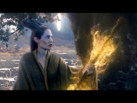 MALEFICENT Angelina Jolie Character | Featurette