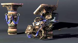 Reactor 3ds Max -- Daniel Briggs   www.3dbriggs.com