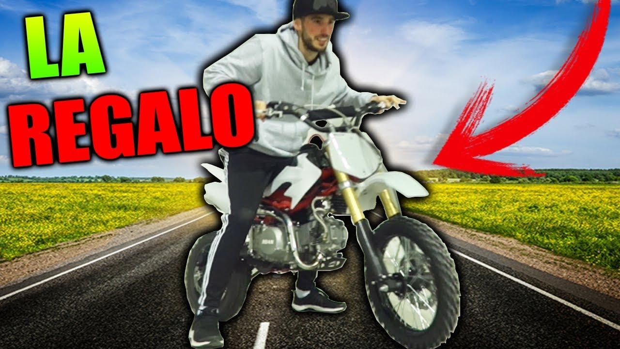 Regalo esta moto cross por navidad especial 5m con la for Cerco moto gratis in regalo